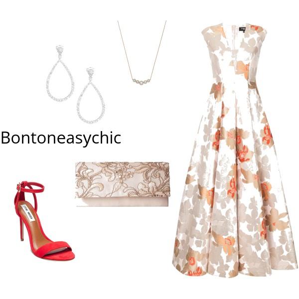 cerimonia serale come vestirsi Elegantissimo con un tocco di colore e … ... 75d787c0b65