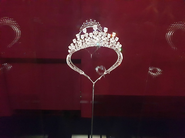 tiara Grace Kelly Van Cleef & Arpels