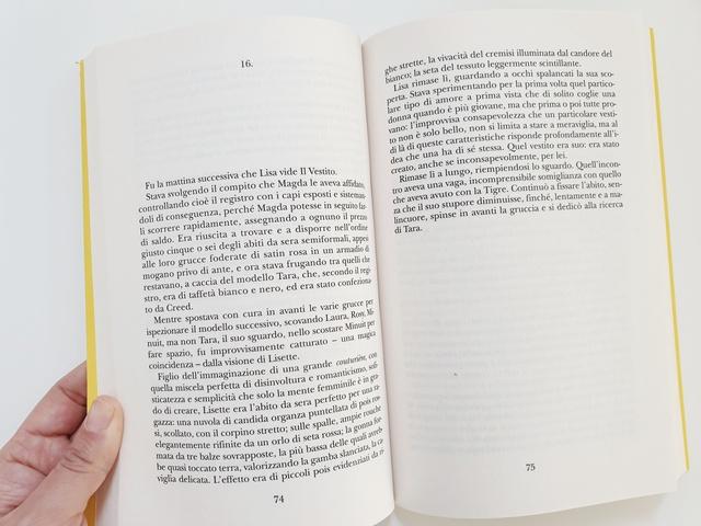 libri e moda le signore in nero