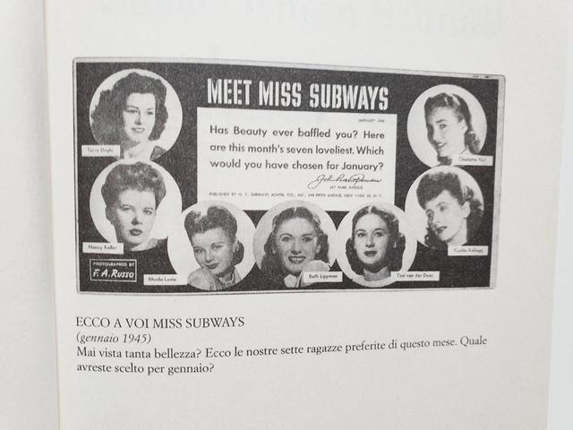moda anni 40 le ragazze di New York