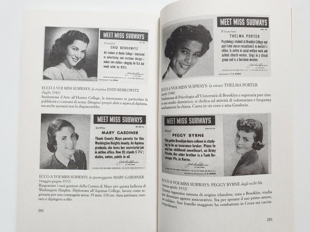moda anni 40 miss subways